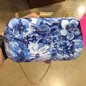 Lilly Pulitzer Hard case purse